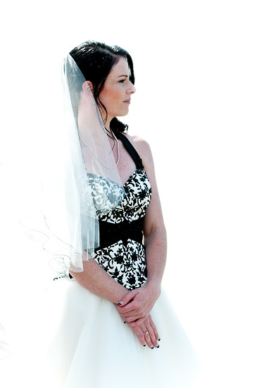 nelson wedding photography beautiful bride love dress detail  veil