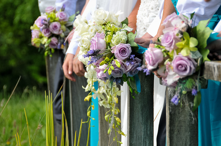 flowers second camera wedding bridal nelson new zealand